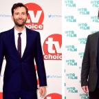 Bournemouth Echo: David Tennant and Michael Sheen