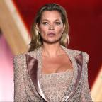 Bournemouth Echo: Kate Moss.