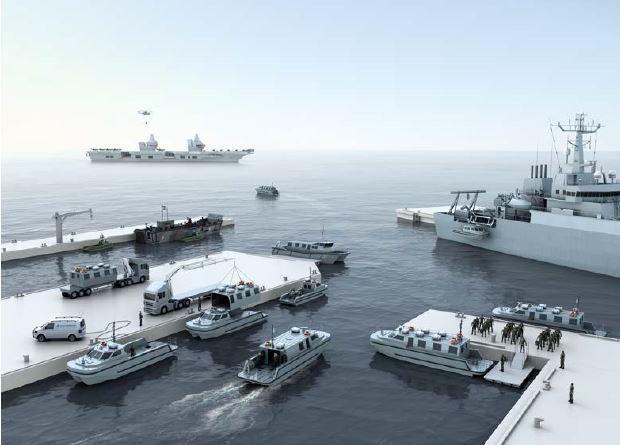 Atlas Elektronik UK is awarded 48m contract to supply workboats