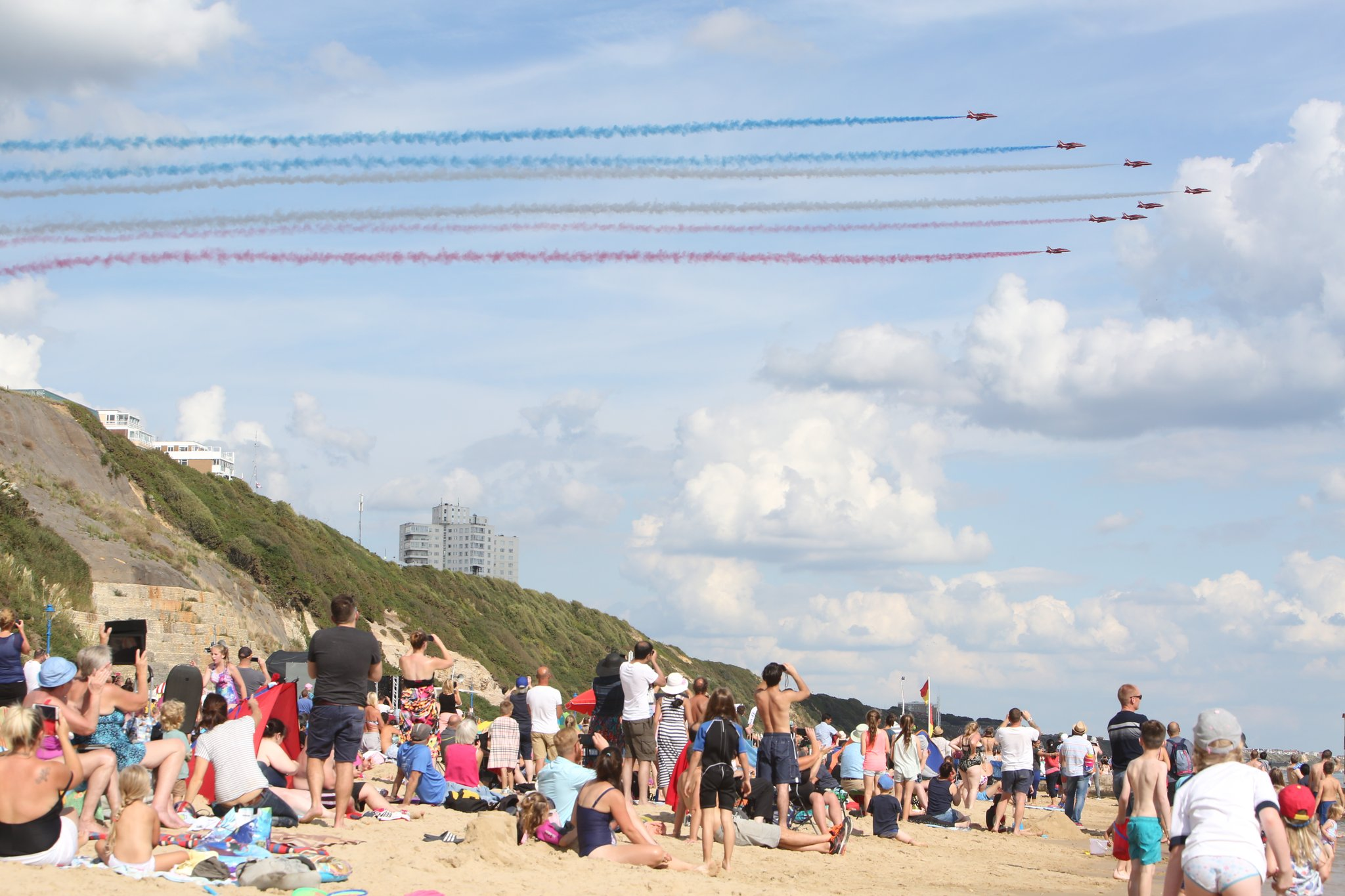 Bournemouth Air Festival 2017: What's happening on day three?