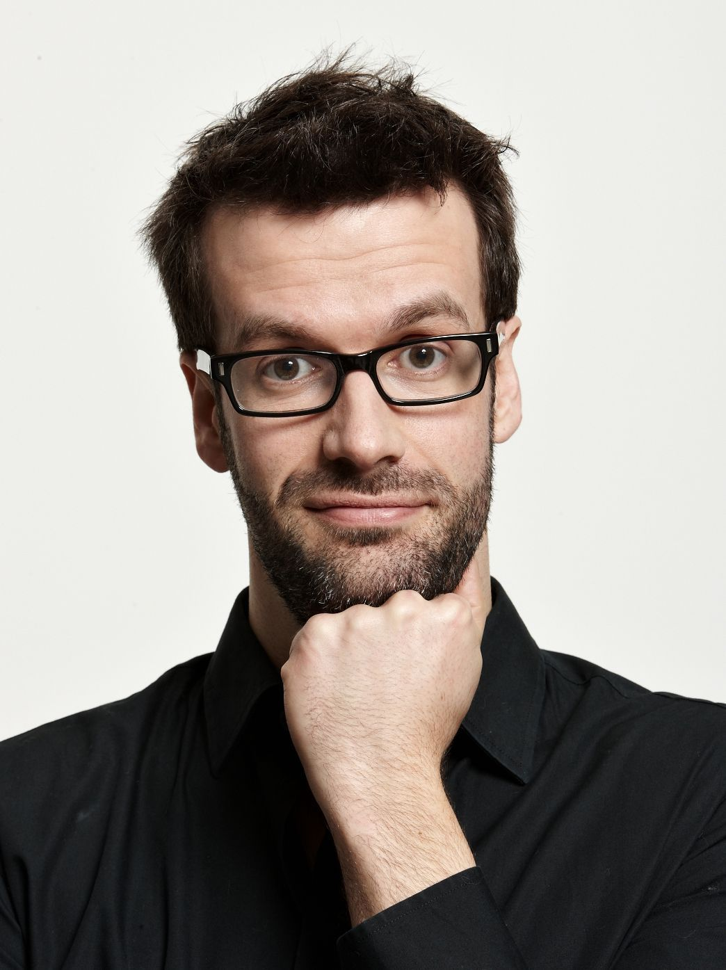 Marcus Brigstocke part of the new comedy line-up at Bestival