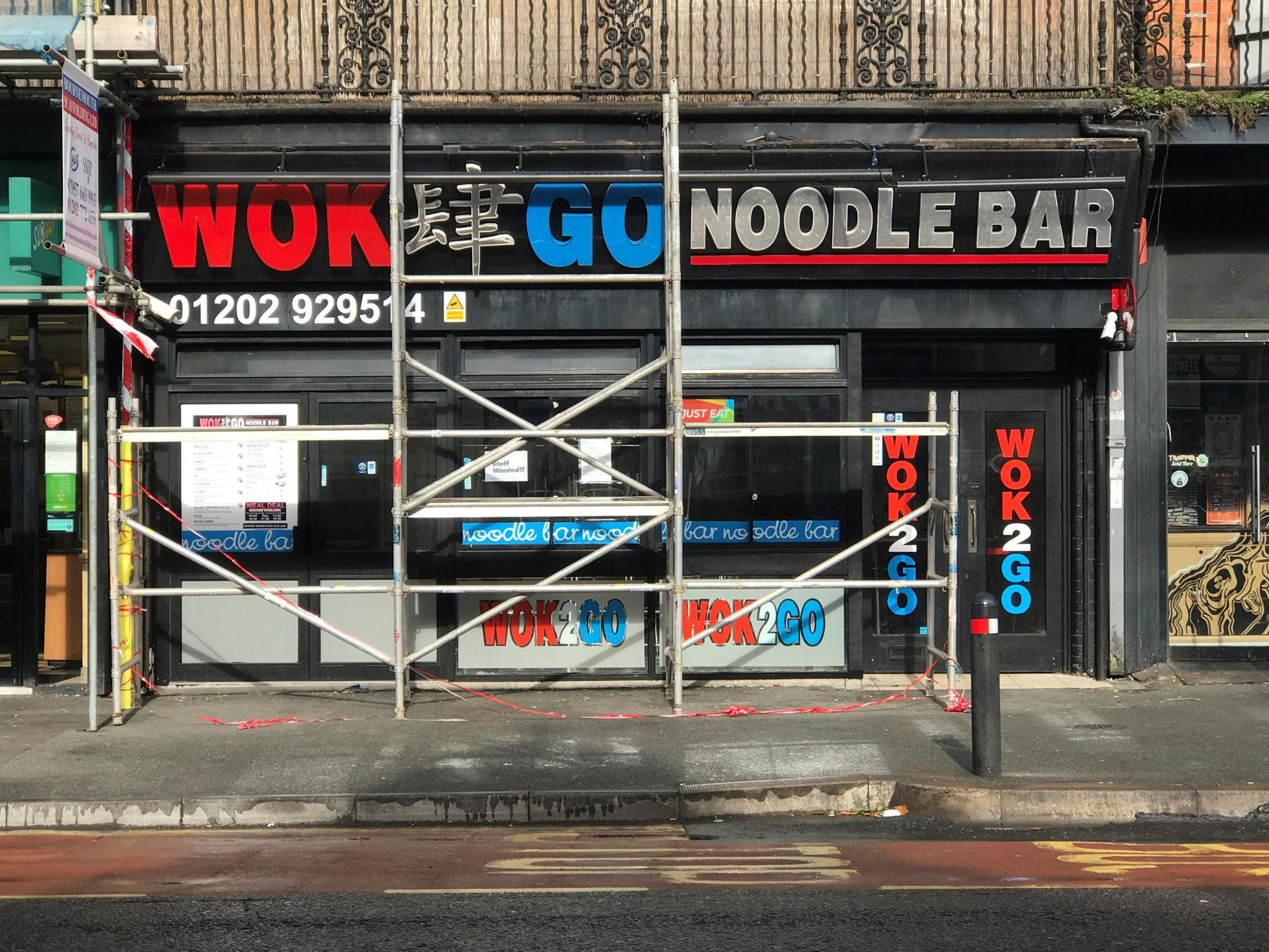 Chinese Takeaway Shut Down Over Rat Infestation Reopens