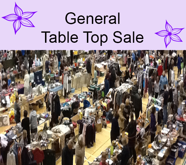 Canford Magna Table Top Sale