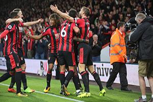 The Cherries claimed their first Premier League win of the season against Brighton. Click to see more pictures!