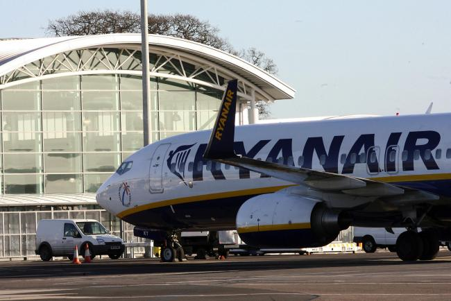 Ryanair CUTS flights in October due to coronavirus restrictions