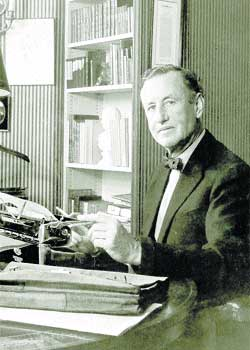 CREATOR OF 007: Ian Fleming Reproduced with permission of Ian Fleming Publications Ltd/Ian Fleming Will Trust