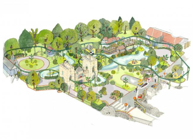 Peppa Pig World Is Getting Two New Rides Next Year Bournemouth Echo
