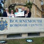 Bournemouth Echo: Wessex Watermark Award of £400 for the Arts by The Sea's Plastic Beach project