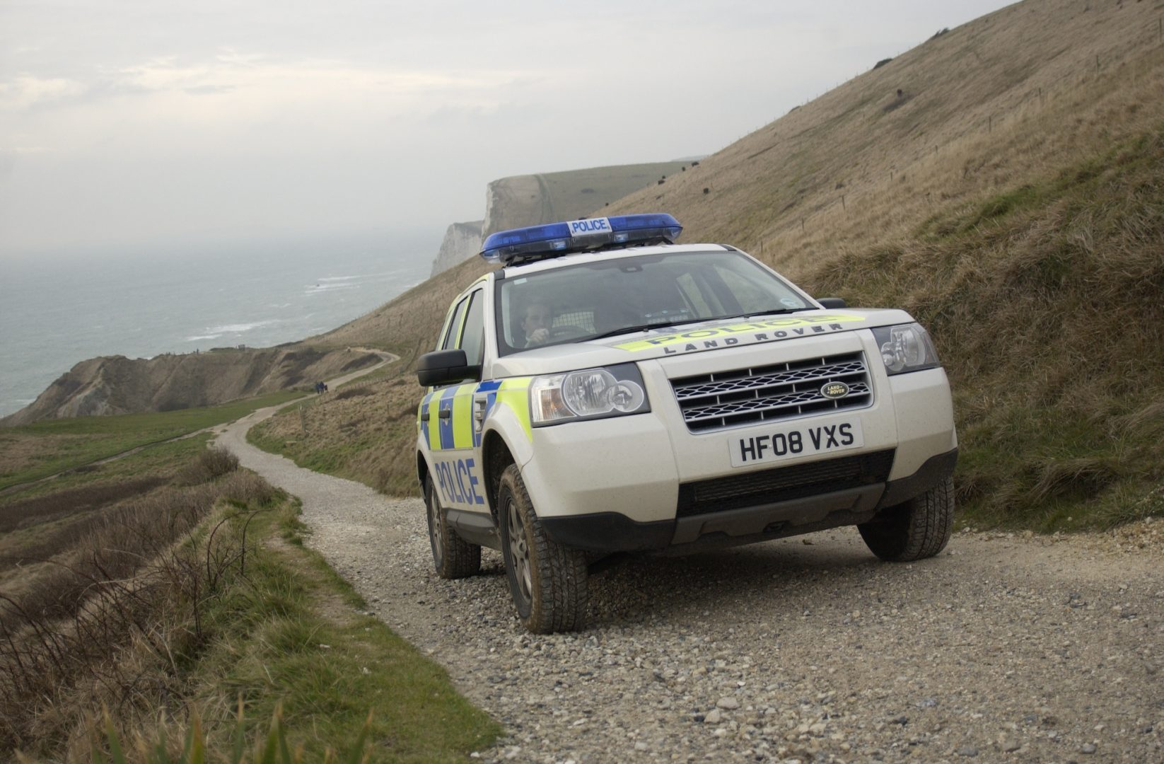 Up to 100 emergency services personnel will be carrying out an exercise at Lulworth Camp on Thursday, October 12. Picture: Dorset County Council