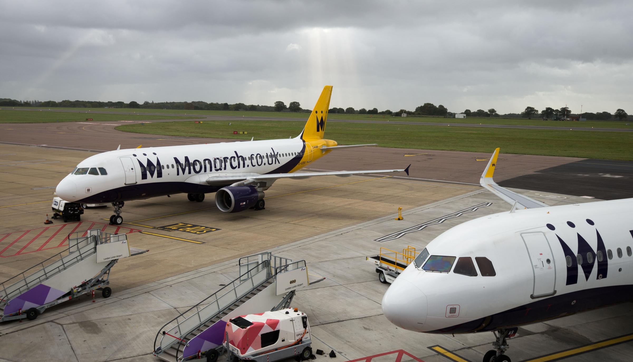 Humble Roots Failed Monarch Airlines Boss Was Born And Raised In