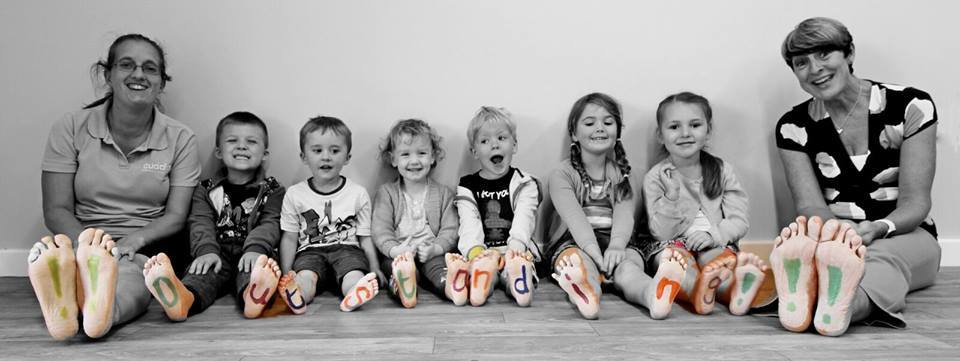 PICTURE PERFECT: Cuddles Nursery Group celebrates its Outstanding Ofsted rating