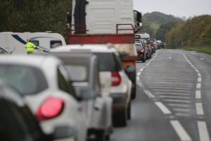 A31 to see overnight closures and speed limits imposed during four months of works