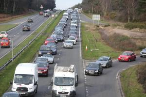 Bad traffic is making Dorset poorer, say campaigners urging the government to invest in transport links