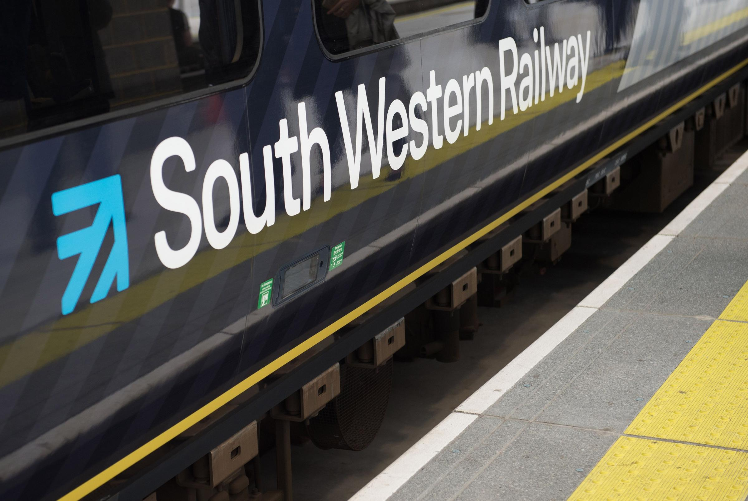 South Western Trains services will run as normal on Saturday
