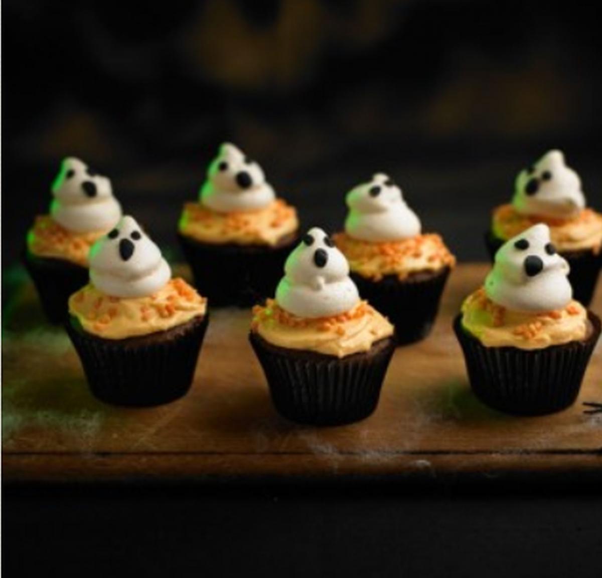 recipes: two devilishly good cakes to bake this halloween