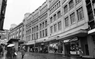 SOLD: The former Plummers store was occupied by Dorothy Perkins and Richard Shops in this 1982 archive picture