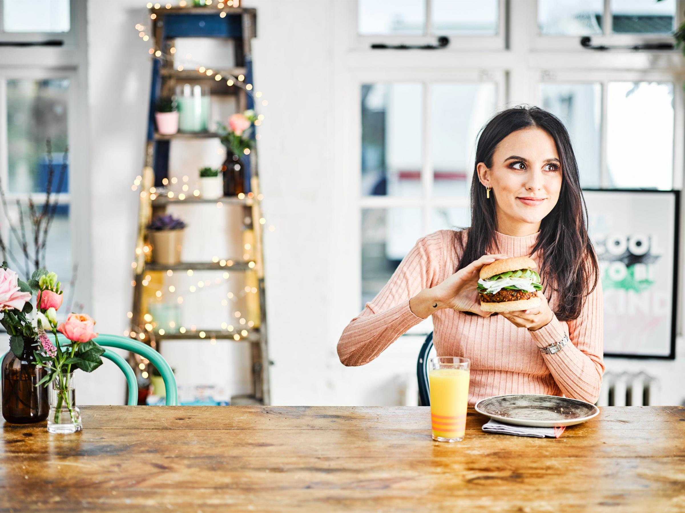 Made in Chelsea star Lucy Watson shares three recipes from her new book Feed Me Vegan
