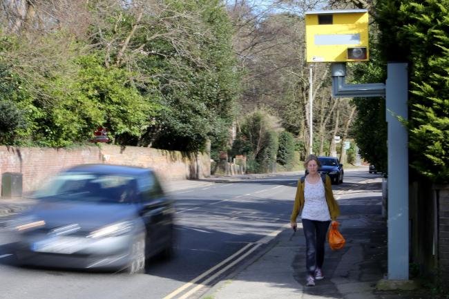 Two in three speed cameras in Dorset are NOT switched on, figures