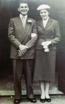 margaret & david boucher