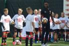 TEAMWORK: AFC Bournemouth's Community Sports Trust is looking for new business partners