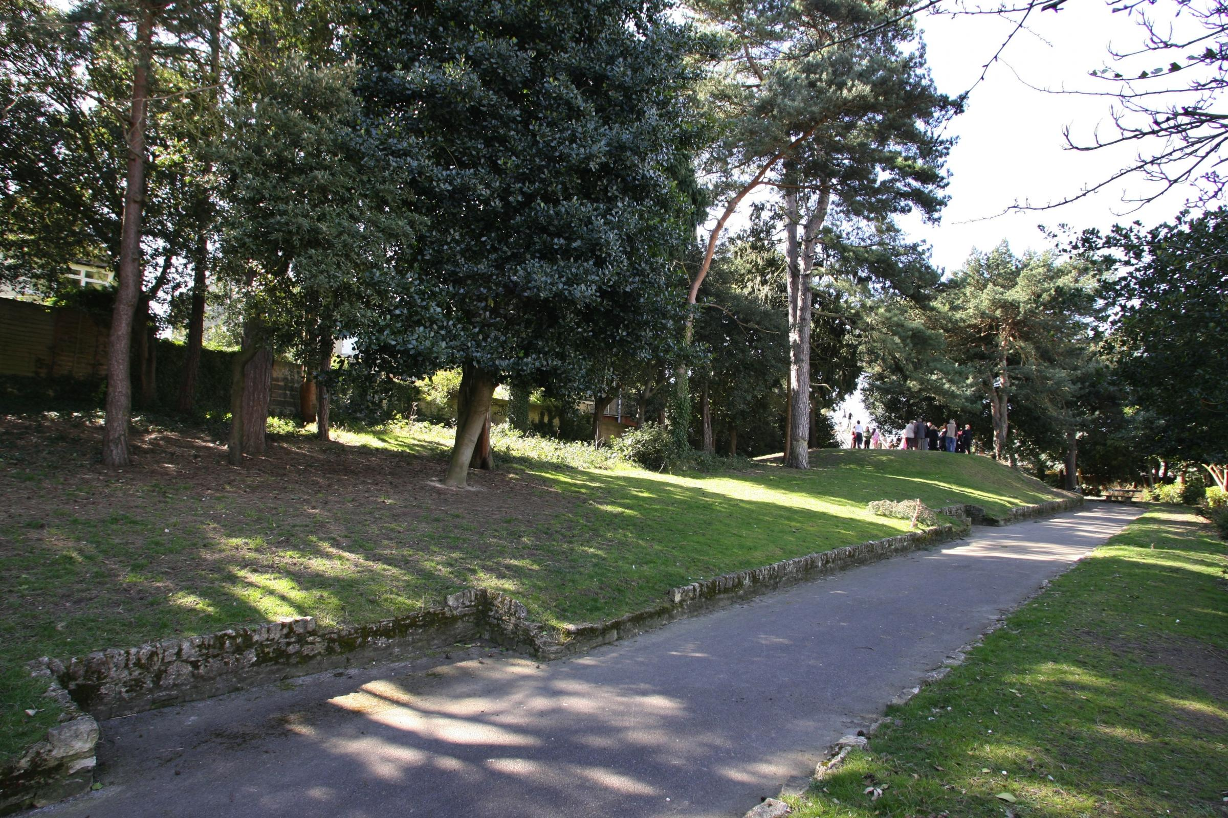 Fampoux Gardens between  Firbank Road and Green Road