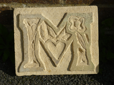 Sculpture in the Garden – stone carving workshop with Sarah Moore