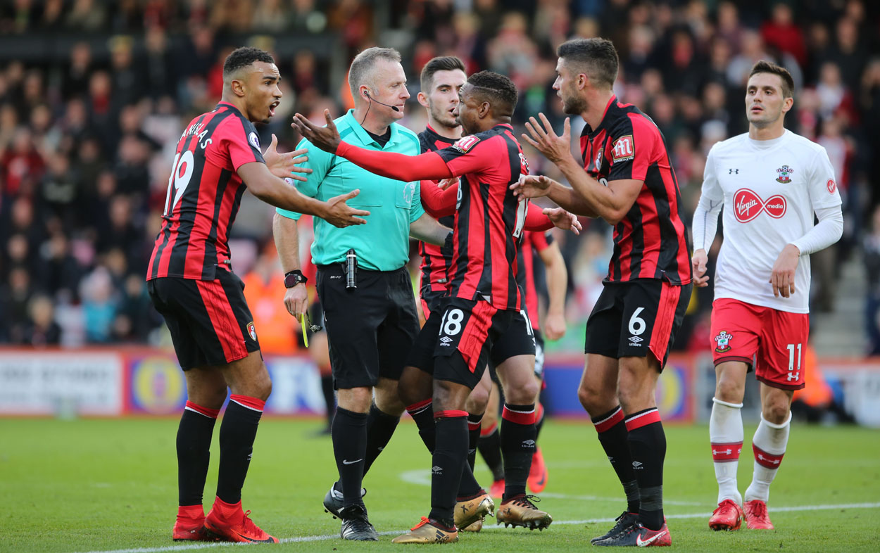 Image result for bournemouth afc