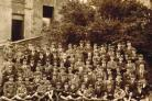Recognise anyone in this photograph of Collegiate School, Bournemouth, in 1924 sent in by Patricia Roe (nee Binden). Her relative Leonard Hubert Thomas Binden, front row, fourth from right, became the third generation of Master Builders in his family. Bot