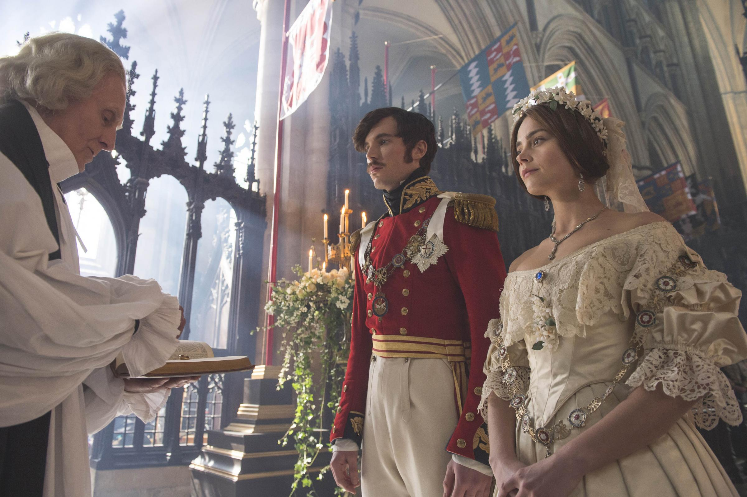 AWARD: Graduates of Arts University Bournemouth's course in costume and performance design worked on ITV's series Victoria