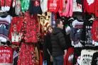 A study found one in three under-35s buys a new Christmas jumper every year (Victoria Jones/PA)