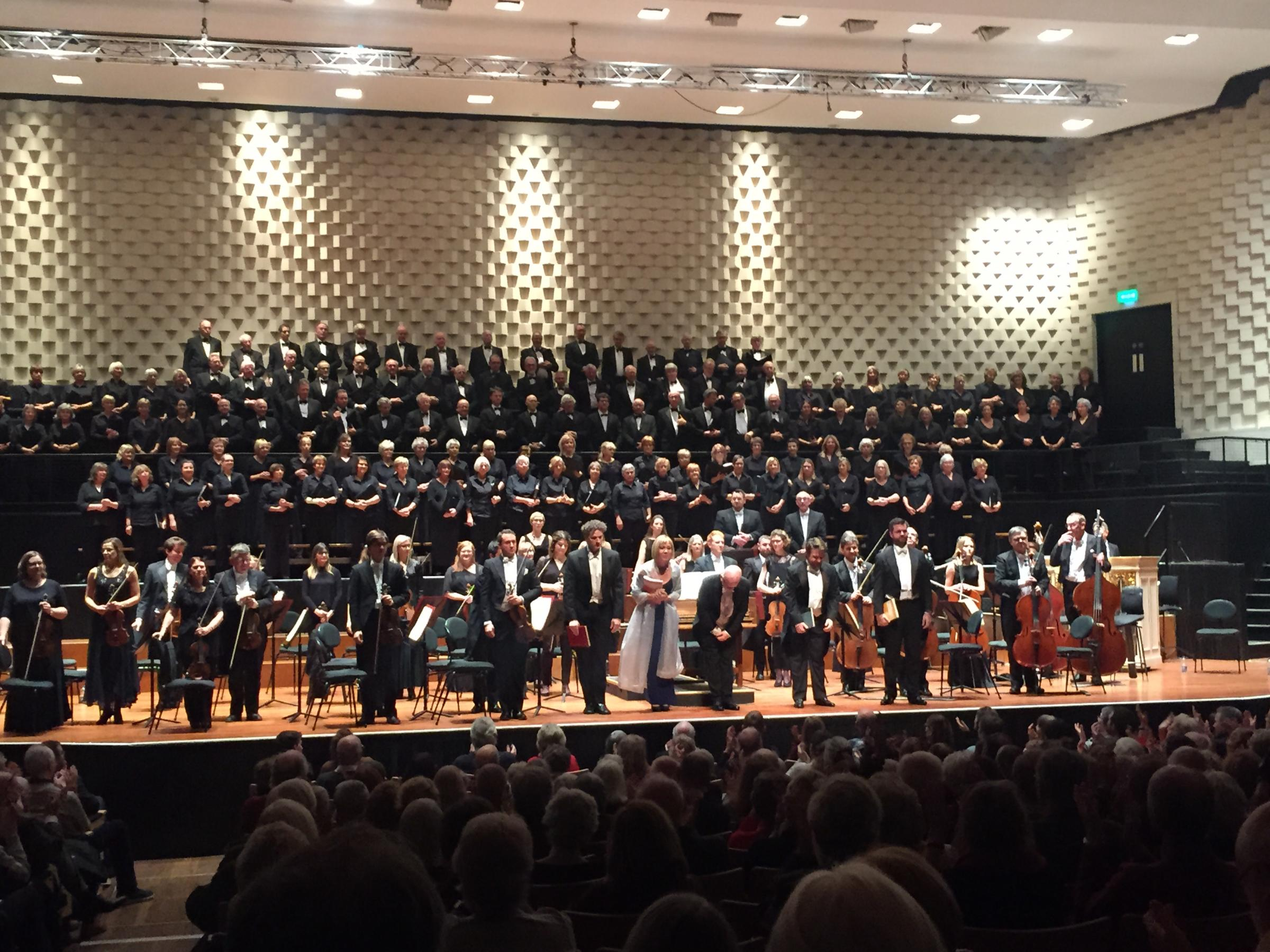 REVIEW: BSO, Handel's Messiah, Lighthouse, Poole