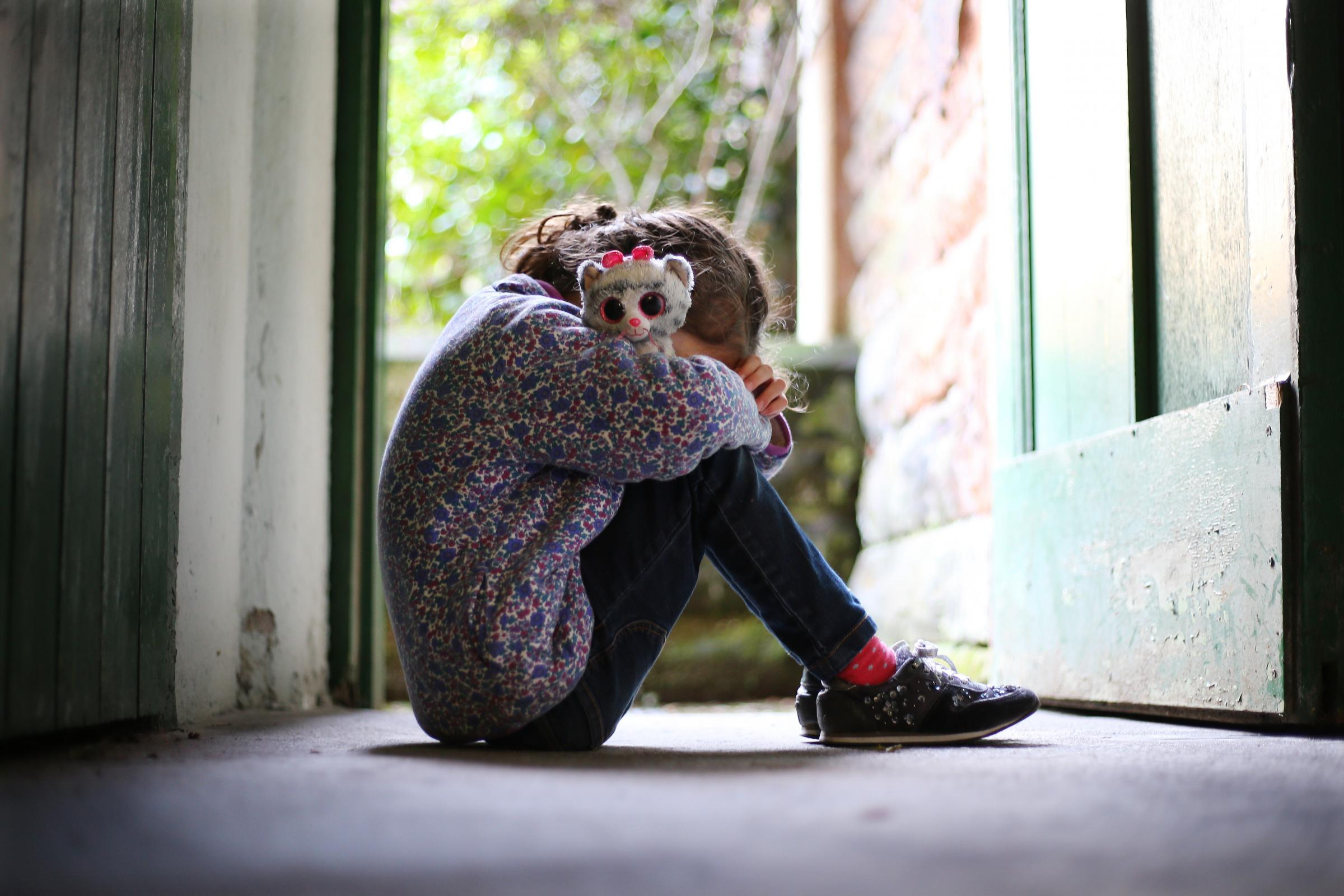 CONCERN: Child cruelty and neglect cases are on the rise, figures suggest