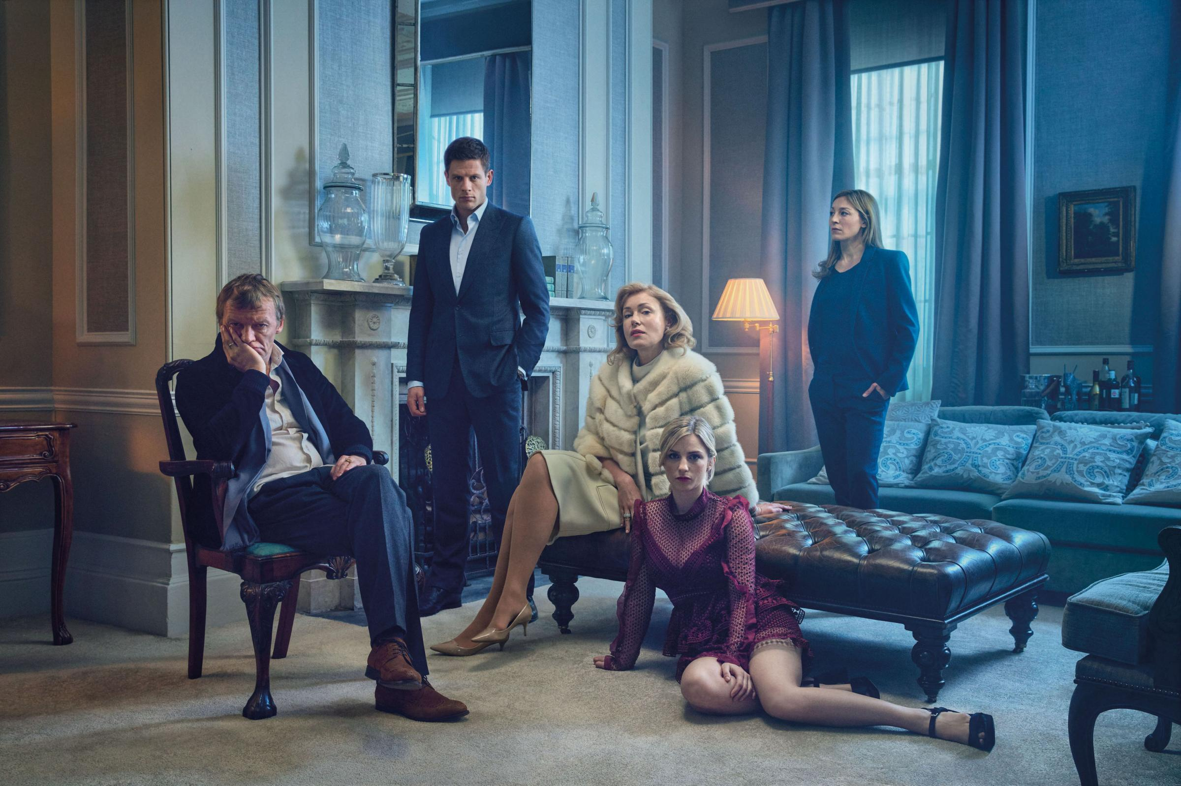Mcmafia To Vanity Fair Seven Tv Shows To Watch In 2018 Bournemouth Echo