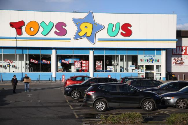 Toys R Us Rescue Thrown Into Doubt By Pension Shortfall