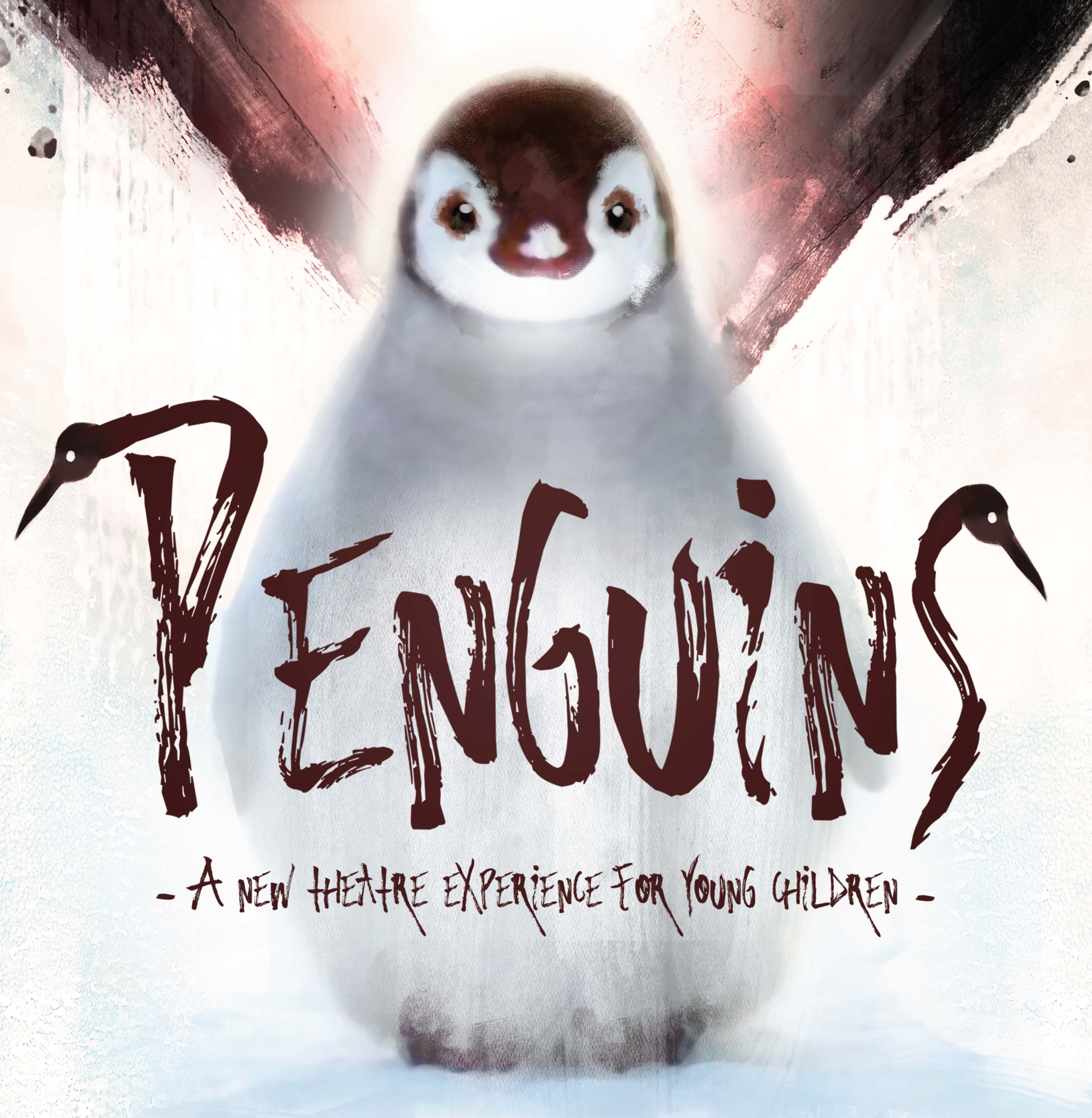Penguins presented by Birmingham Repertory Theatre