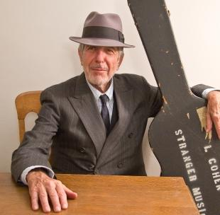 ICONIC: Leonard Cohen combines deep literary roots with an intuitive ability to communicate