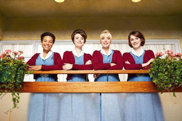 Bournemouth Echo: Call The Midwife (BBC)