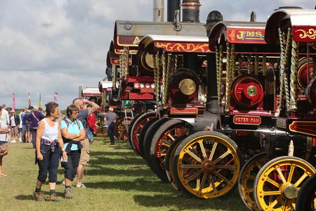 Great Dorset Steam Fair 2019: what's on