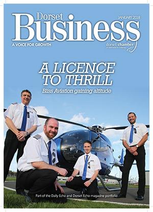 Bournemouth Echo: Dorset Business January 2018
