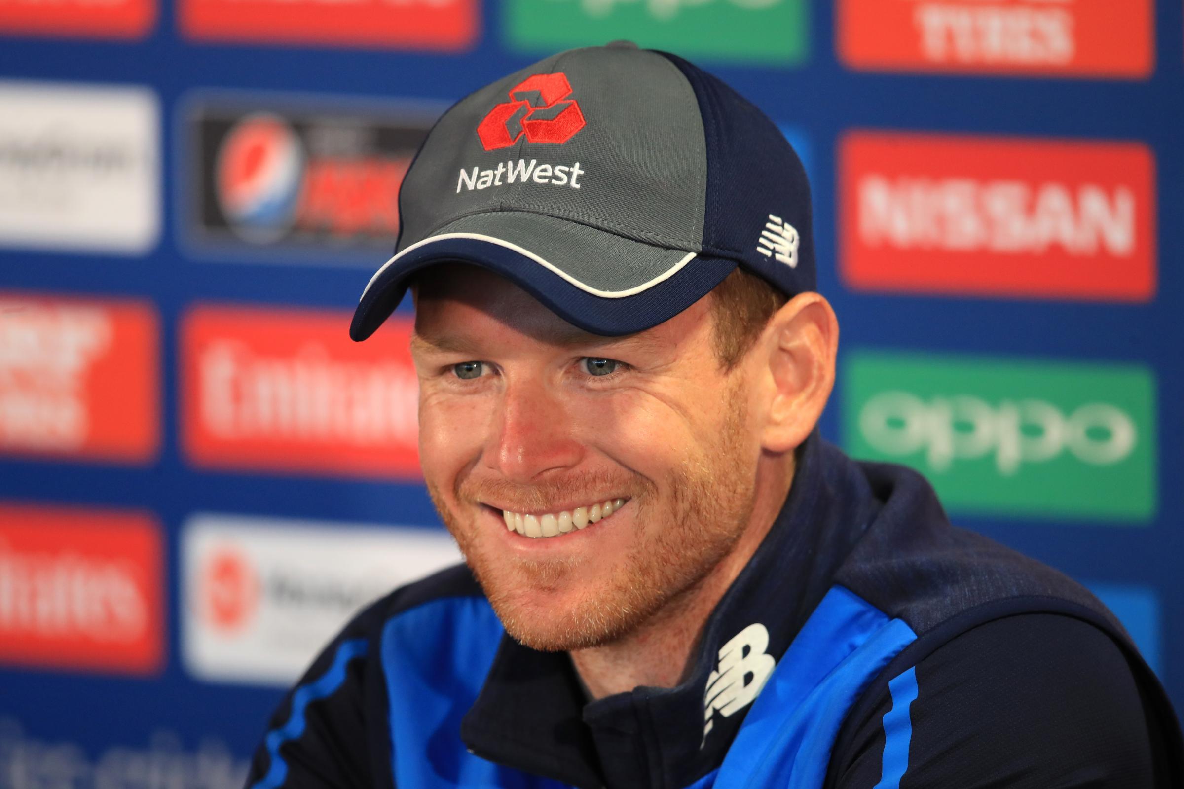 摩根希望本赛季为米德尔塞克斯队打上板球锦标赛