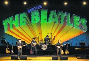 Beatles tribute band is the original great pretender