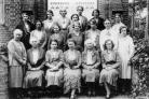 Betty Liddiard of Bournemouth sent in this photograph of when she was at the Bournemouth School for Girls at the Lansdowne sometime between 1927 and 1933.
