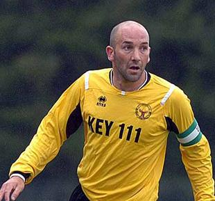 UNSURE: Bashley boss Paul Gazzard