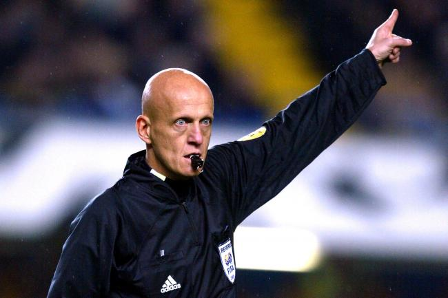 2977f39fdcf Pierluigi Collina was perhaps the best and certainly the most recognisable  referee in the game until