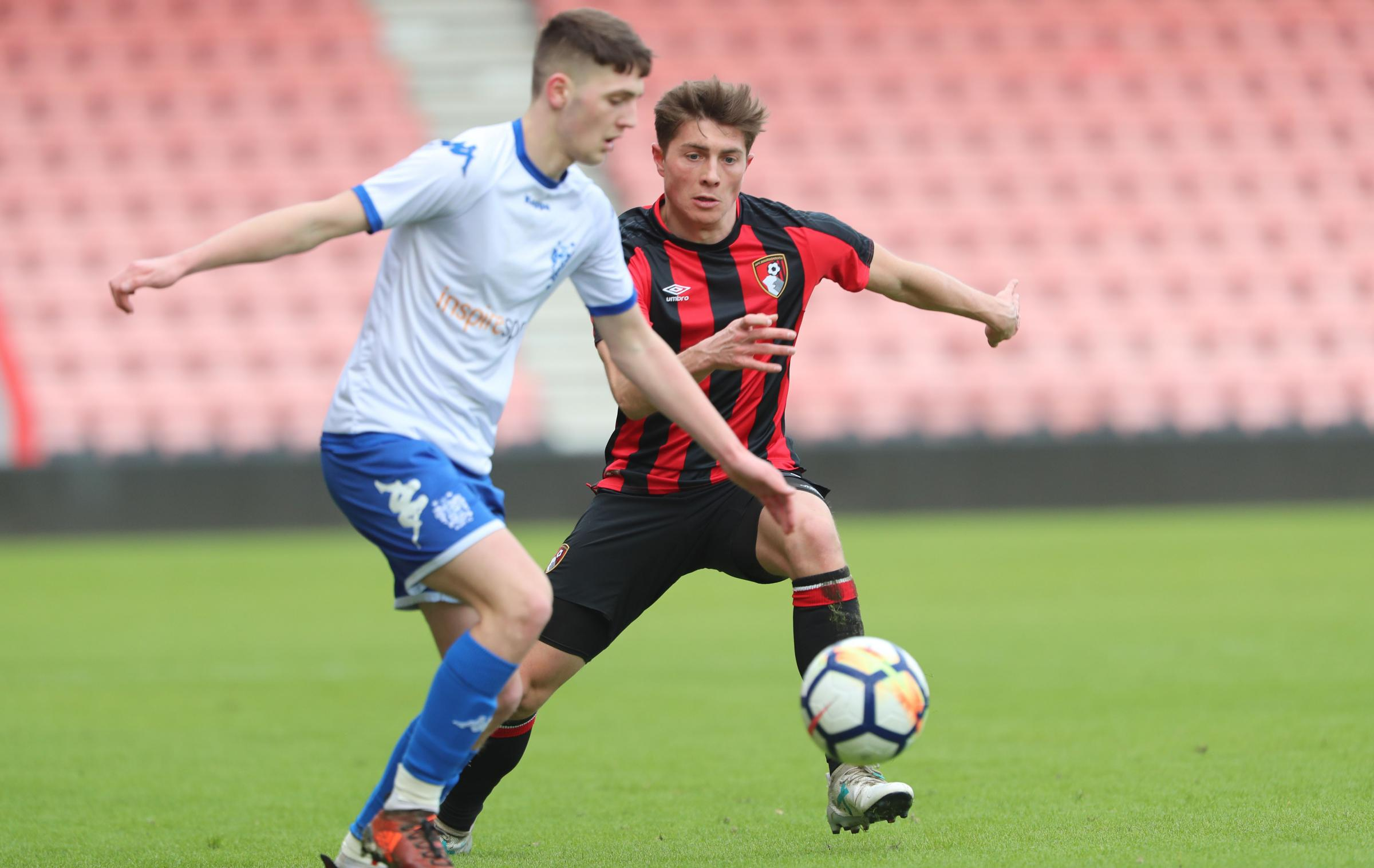 NEW RECRUIT: Wimborne Town have snapped up former Cherries youngster Jordan Lee