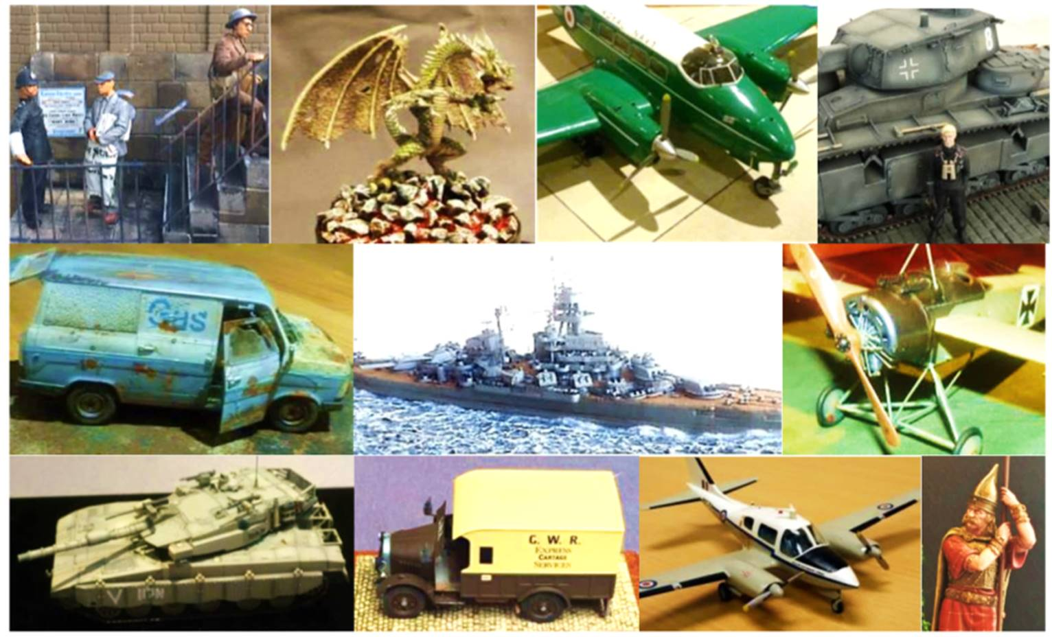Scale Model Show