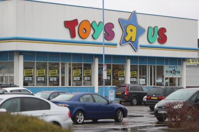 Toys R Us In Poole Suffering Problems With Shoplifters Amid Closing