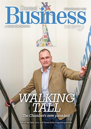 Bournemouth Echo: Dorset Business magazine 2018