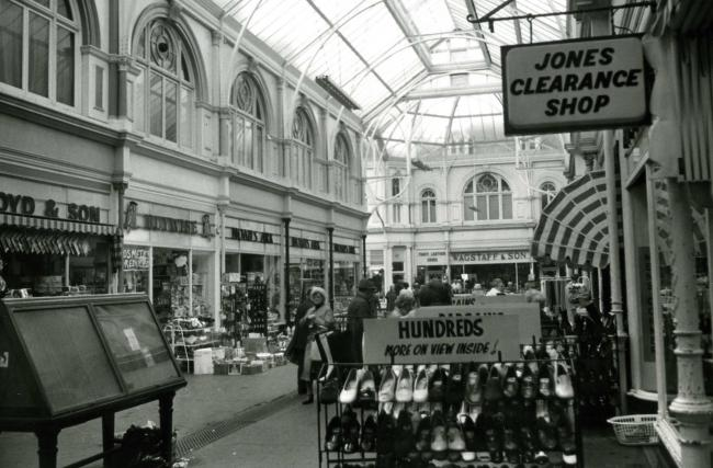Picture of the day: Remembering the Royal Arcade, Boscombe