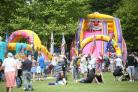 The Lions Club of New Milton Centennial Festival starts with the New Milton Summer Carnival. . ..